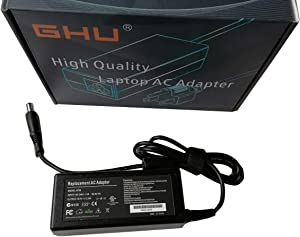 New GHU Compatible with Dell Laptop AC Adapter Charger 65 W Watt 19.5v 3.34a LA65NS2-01 Compatible with 09RN2C 6TM1C HA65NS5-00 A065R039L 7.4mm Tip