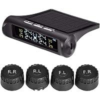 CAREUD-Monitor de Presión de Neumáticos TPMS Vigilar en