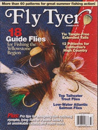 Fly Tyer Magazine Summer 2013