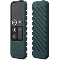elago R3 Protective Case Compatible with Apple TV Siri Remote 4K (5th) / 4th Generation - Extra Protection, Lanyard…