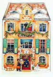 Coppenrath Unique Advent Christmas Calendar Beautiful Foldout - Premium Made in Germany - In the Christmas House