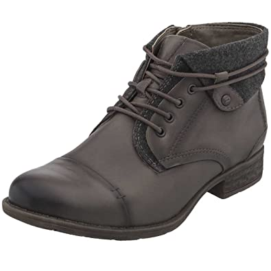 Earth Women's Rexford Taupe Full Grain Leather 5 ...