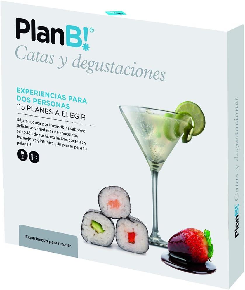 PlanB! Catas y Degustaciones -caja regalo - VARIEDAD DE ...