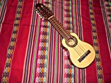 Charango Semiprofessional by Luthier Chavarry From Peru Case Included Item in USA
