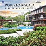 capa de Roberto Riscala. Arquitetura de Jardins