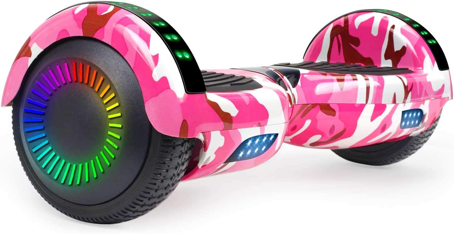 Top 8 Best Hoverboard For 10 Years Old - 2021 7