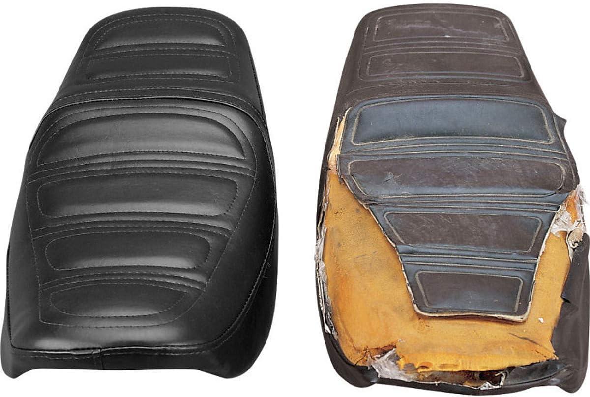 Black Saddlemen 80-82 Honda CB900C Saddle Skins Seat Cover
