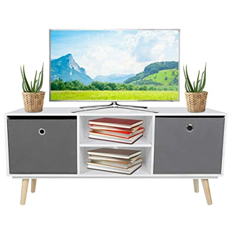 Mesa Televisión Mueble para TV Televisor Estilo Moderno ...