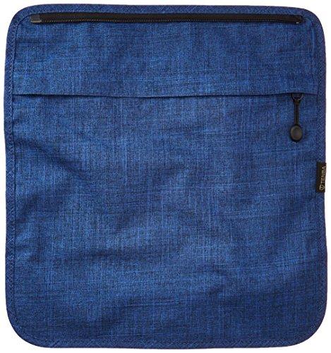 Tenba Switch 10 Interchangeable Flap - Blue Melange (633-332) (Strap Tamrac Brown)