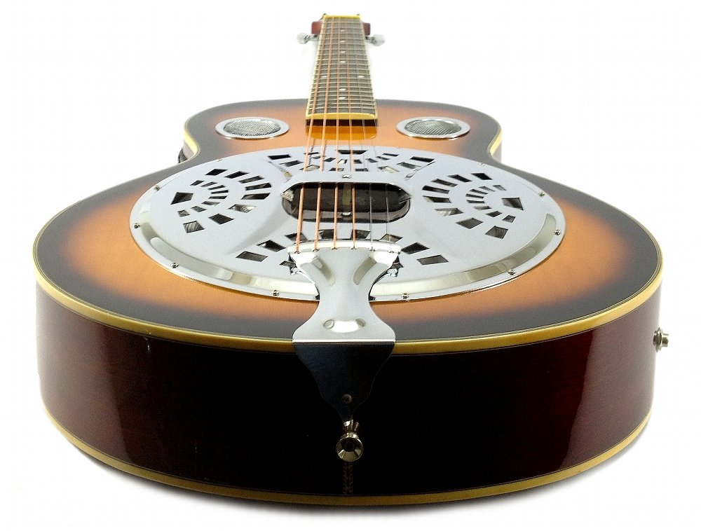 Caja de resonancia guitarra electroacústica Sepele Spruce acero ...