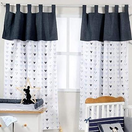 [Mickey Mouse 90] Crib Bedding Accessory - Hamper/Laundry Basket