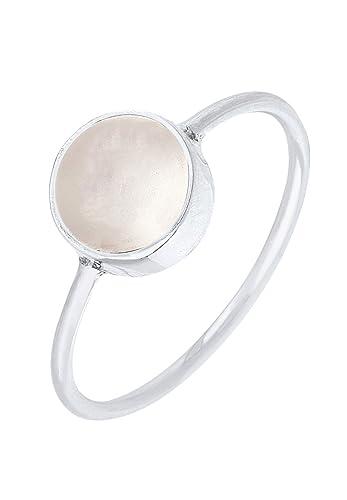 Elli Damen-Ring Klassik 925 Silber Gr.52mm 06400013_52