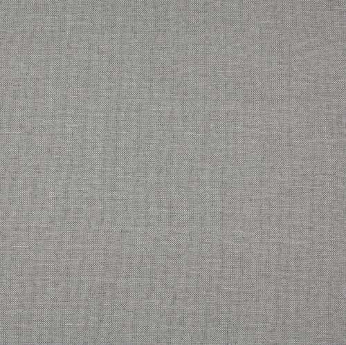Charcoal Gray Silver Plain Tweed Stain and Soil Repellent Upholstery Fabric by the yard