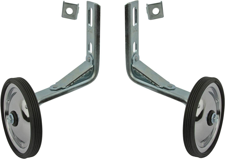 Alta Steel Heavy Duty Training Wheels with Steel Wheels Multiple Sizes