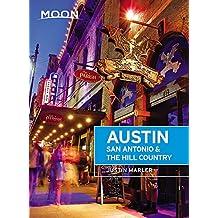 Moon Austin, San Antonio & the Hill Country