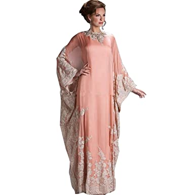 dressvip Long Sleeves Formal Clothing For Women Dubai Designers Party Prom Gowns Arabic Evening Dresses (