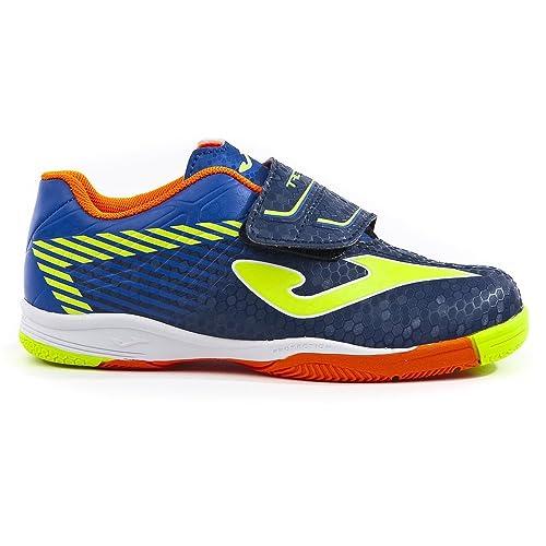 Zapatillas Fútbol Joma TACTIL JR 803 Marino Sala: Amazon.es: Zapatos y complementos