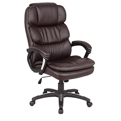 Delicieux Veelar Salute Executive Office Gaming Chair PU Leather Desk Chair, High  Back Ergonomic Chair,