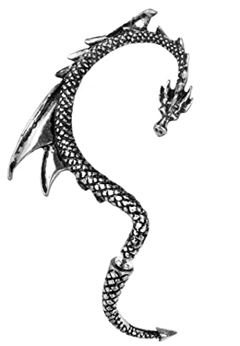 Alchemy Gothic The Dragon Lure Earpin 7jNNJ9cNbr