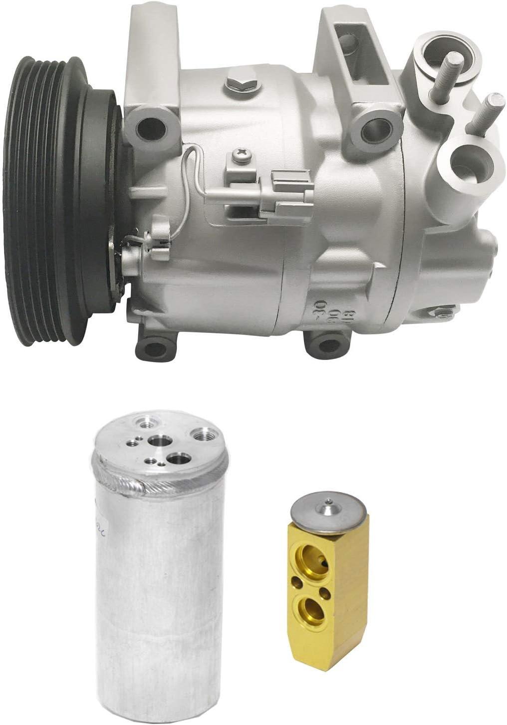 RYC Remanufactured AC Compressor Kit KT AG14