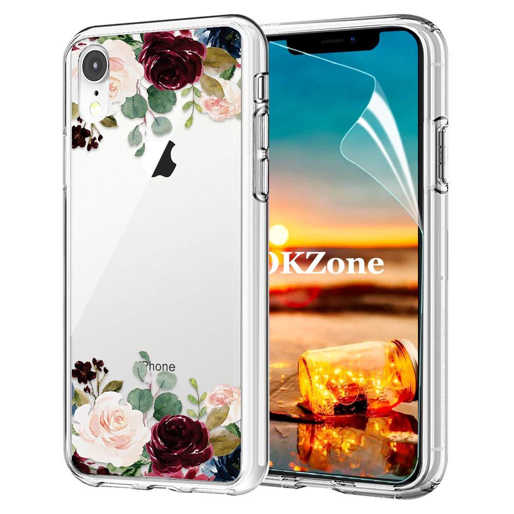 coque iphone xr avec protege ecran