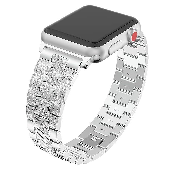 Correa de Repuesto para Reloj Apple para Mujer, con ...