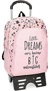 Roll Road Dreams Pink - Mochila Escolar