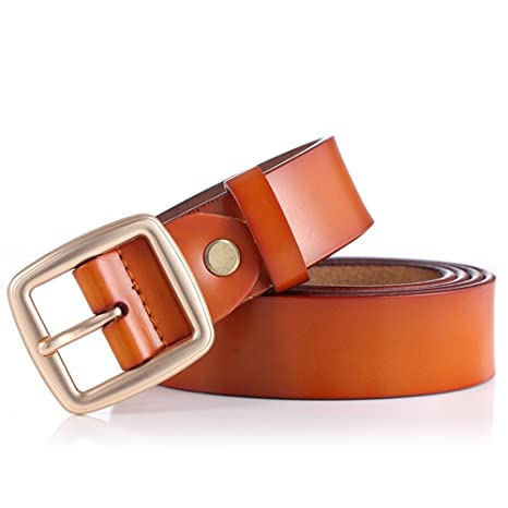 Styhatbag Cinturón de Mujer para Mujer Cinturón de Jeans para Mujer Cinturón  de Cuero con Pantalones b9845075e000
