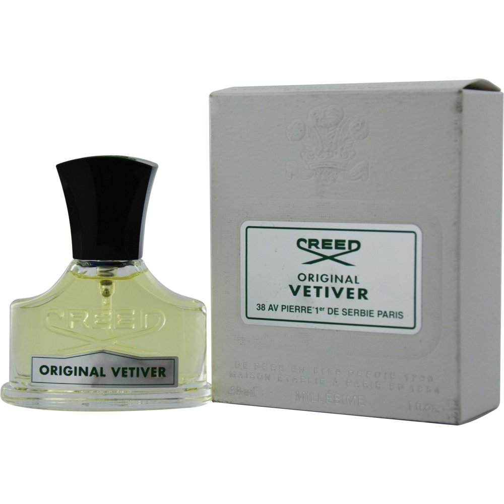 Creed Vetiver Eau de Parfum Spray, 1 Ounce