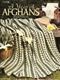 img - for A Year Of Afghans -- Book 12 (Leisure Arts #3254) book / textbook / text book