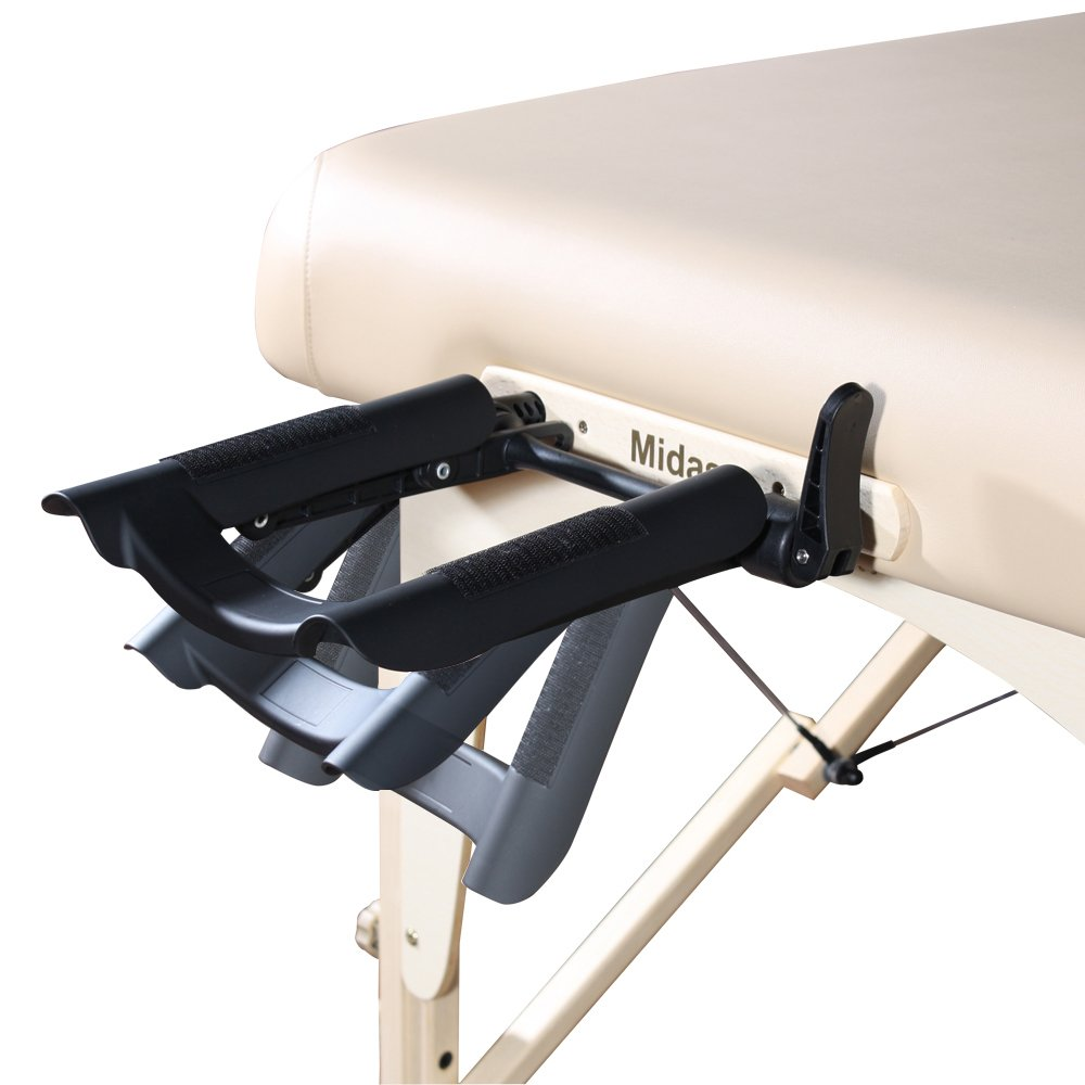 Master Massage 31'' Santana Therma Top Portable Massage Table Package (Built in Heating Pads) by Master Massage (Image #5)