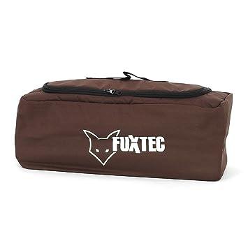 Fuxtec - Bolsa nevera marrón para carrito de Fuxtec JW76A, JW76, CT500
