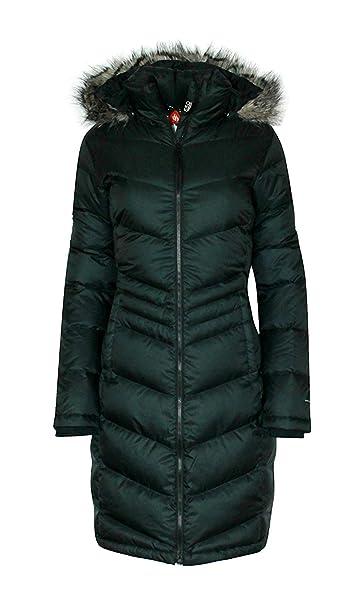 991c2f38723 Amazon.com: Columbia Women Polar Freeze Long Down Jacket Omni Heat ...