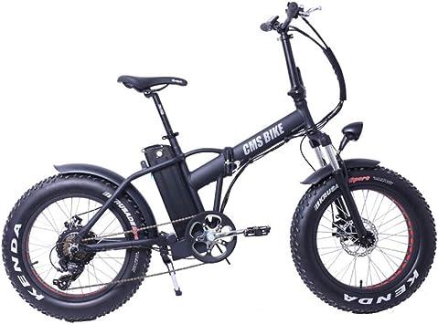 Eléctrica de bicicletas de montaña de 20 pulgadas de neumáticos de ...