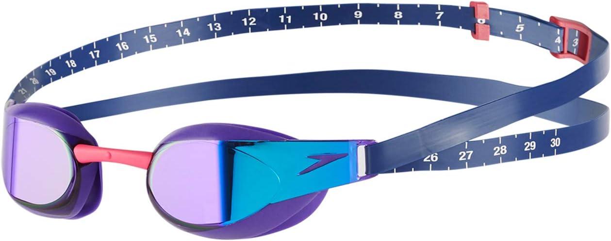 Speedo Fastskin Elite Mirror - Gafas de Natación Unisex adulto