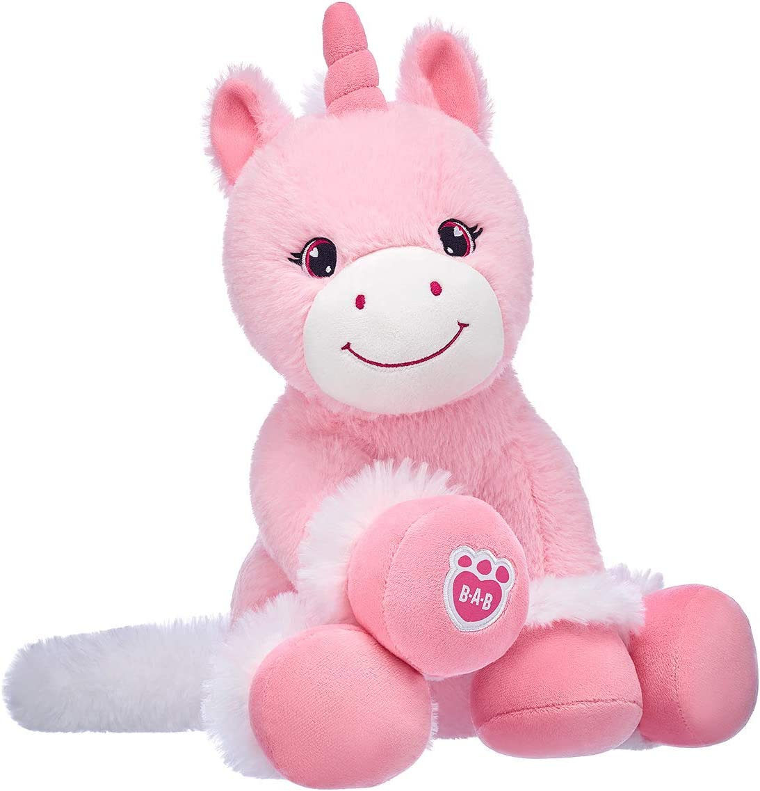 Build A Bear Workshop Amazon Exclusive Pink Baby Unicorn