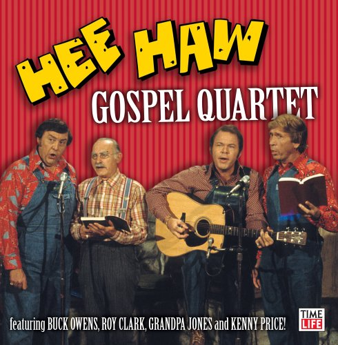 Hee Haw Gospel Quartet by Time Life Records