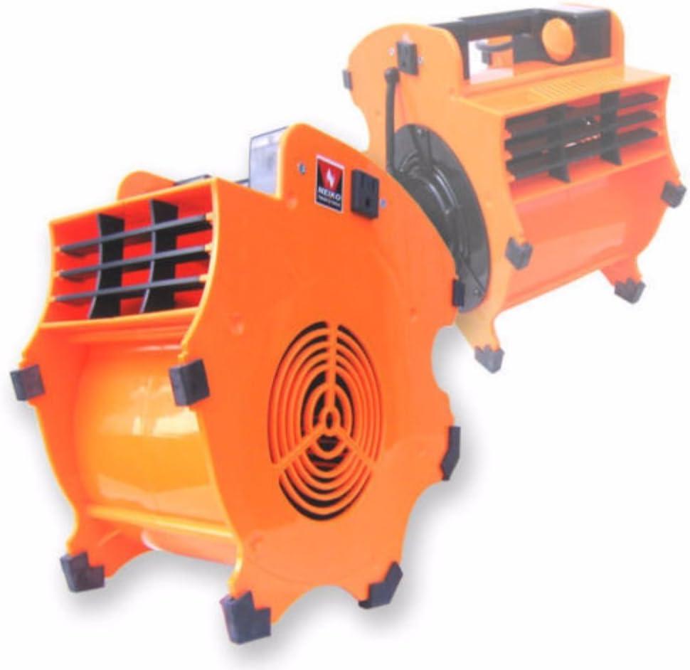 Secador De Aire Para Piso De Alfombra Soplador Ventilador Para Hogar Oficina New