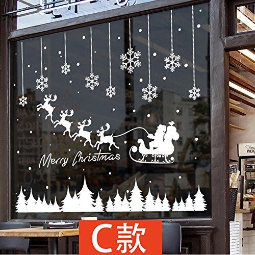 JinYiDianShop-Día de Año Nuevo Adornos de Navidad Empresa ...