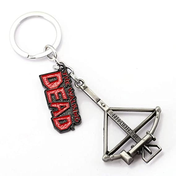 Amazon.com: Value-Smart-Toys - The Walking Dead Keychain ...