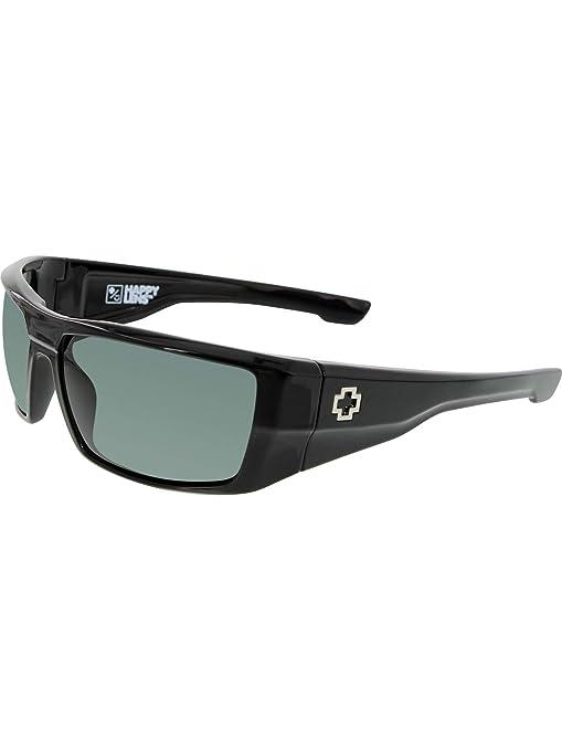 Spy Gafas de Sol Dirk, Grises y Verdes, 672052038864: Amazon ...