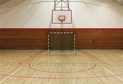 Amazon Aofoto 7x5ft Retro Indoor Ball Game Gymnasium Backdrop