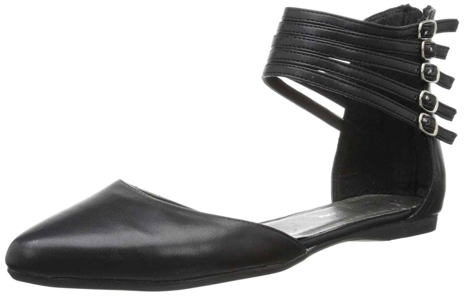 CL by Chinese Laundry Women's Blair Flat,Black,7.5 M US