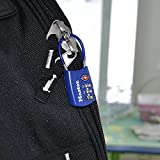 Master Lock 4688D Set Your Own Combination TSA