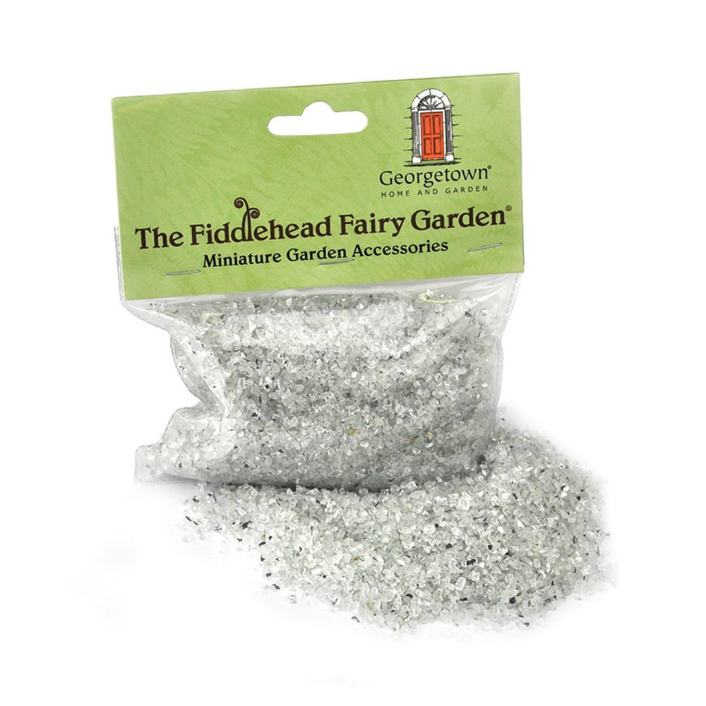 Georgetown Home and Garden Miniature Fairy Garden Glass (Mirror)