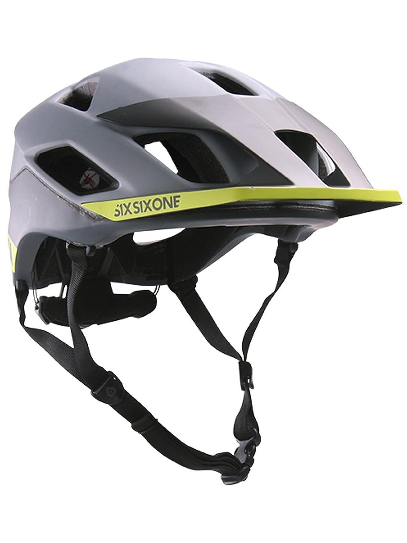 SixSixOne EVO AM Patrol MIPS Helm Matte Gray 2019 Fahrradhelm