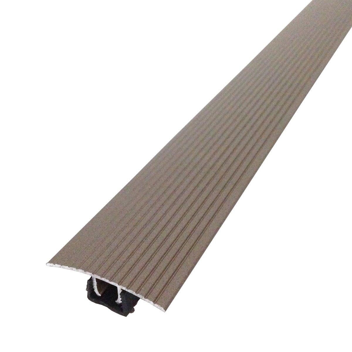 M-D Building Products Cinch T-Molding w/SnapTrack (Fluted) 36'' Spice Spice