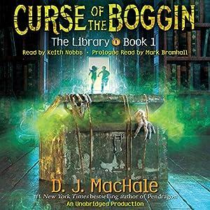 Curse of the Boggin Audiobook