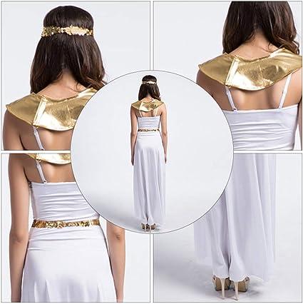 QZ Disfraz de Disfraces de Halloween Cleopatra de Disfraces de ...