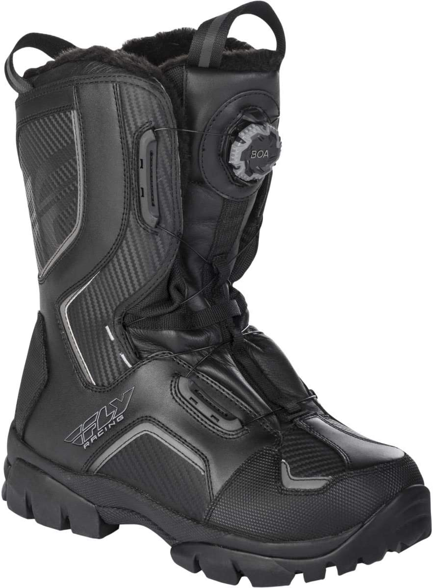 Fly Racing Boa Marker Boots Black, 13